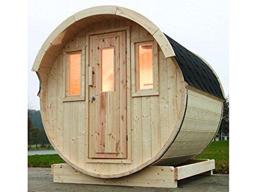wolff finnhaus saunafass 220 als bausatz - Wolff Finnhaus Saunafass 220 als Bausatz