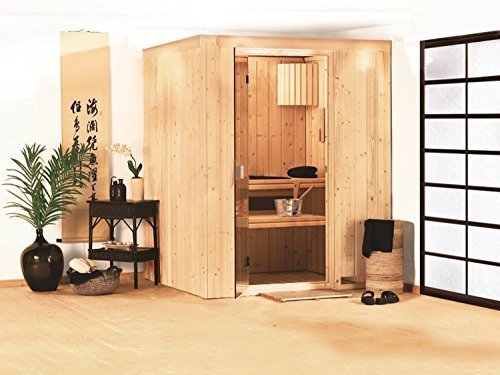 51kB4tD+6VL - System Sauna Narva 151cm x 151cm x 198cm